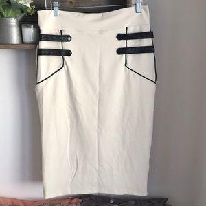 NWT bebe skirt!
